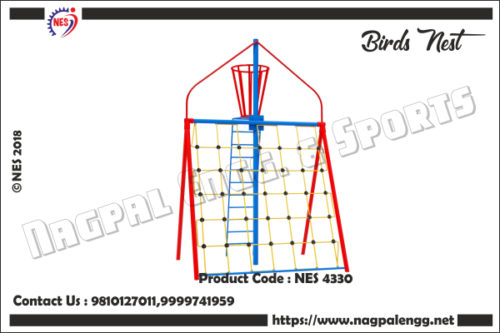 08 Rope Climber