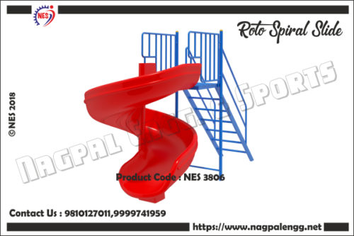 03 Playground Slides