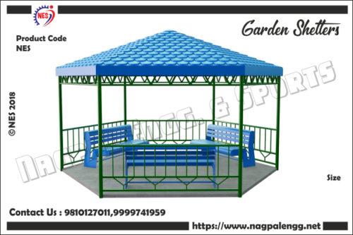 13 Garden Shelters