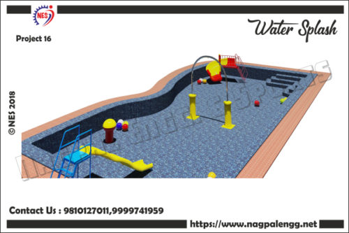 19 Mini Water Park