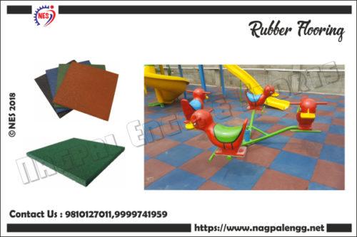 22 Rubber Flooring